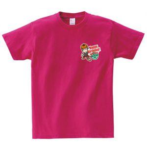 Tシャツプリントワンポイントサイズ