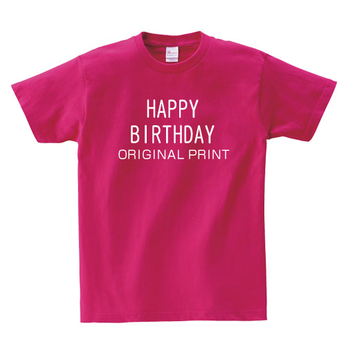 TシャツA4プリント