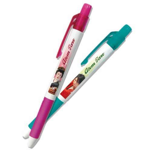 フルカラーボールペン