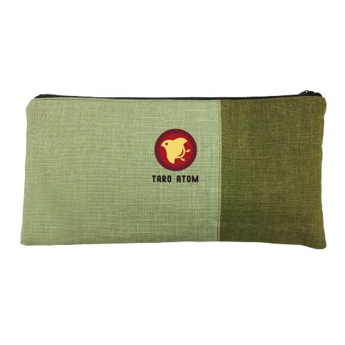 刺繍ロングポーチ